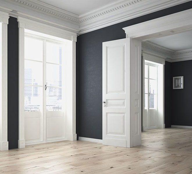 Malerarbeiten Wohnung